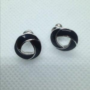 Trifari Stud Earrings